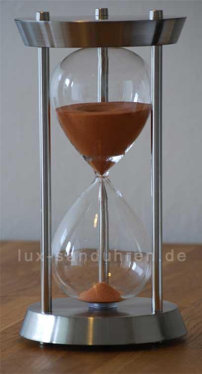 SSSSSanduhr mit eigenem Sand 50 Minuten Laufzeit